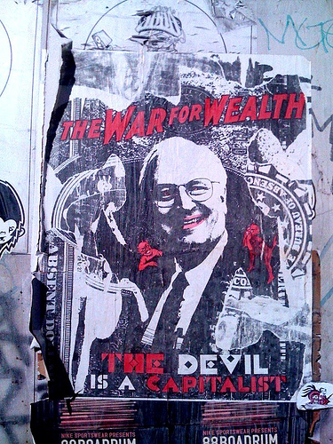 the war for wealth, abscnt