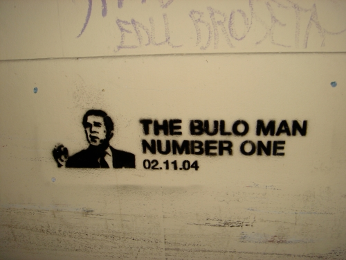 bulo man number one
