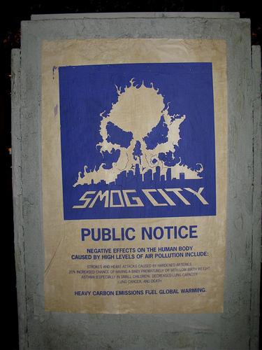 smog city public notice