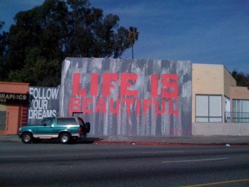 mr brainwash - life is beautiful