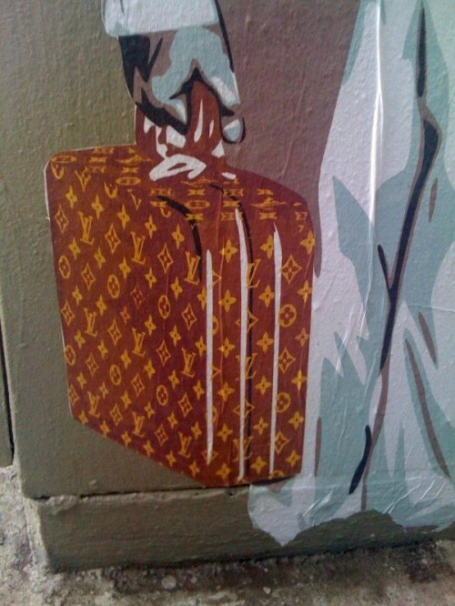 louis armstrong - louis vuitton case