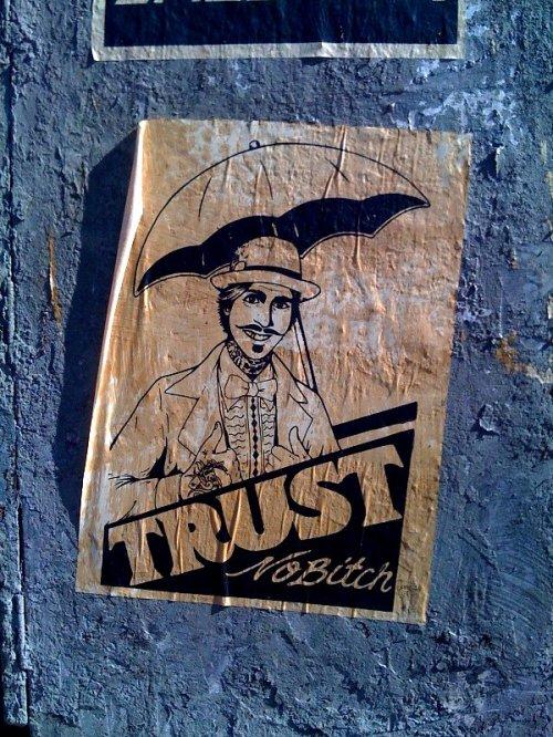 jon hall - trust no bitch