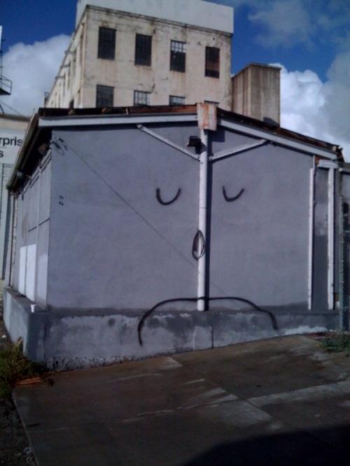 sad wall