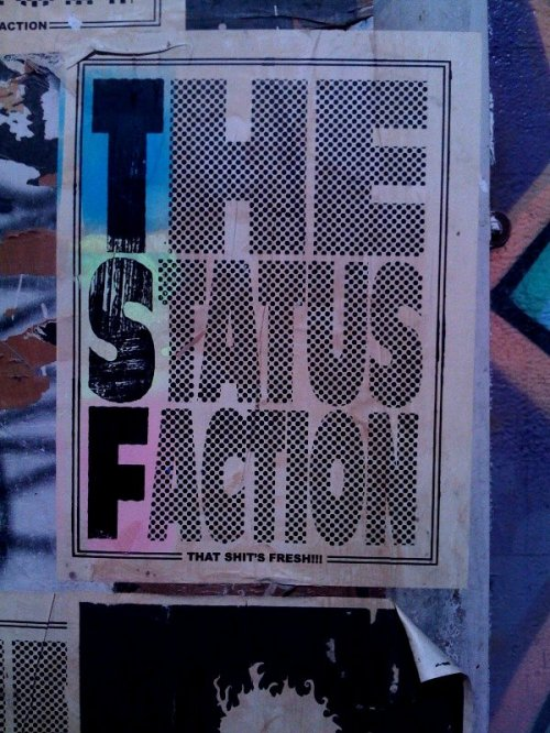 the status faction