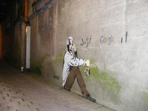 vango, einstein vs. google