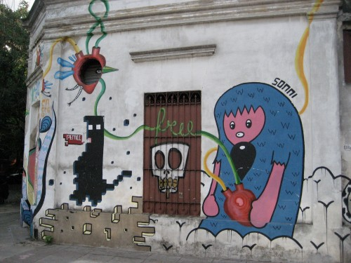 buenos aires mural