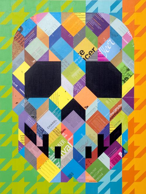 clark goolsby, skull IV