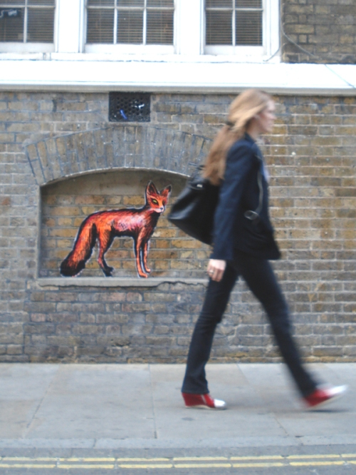 surianii, fox - london